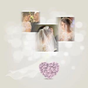 אלבום חתונה לבנה